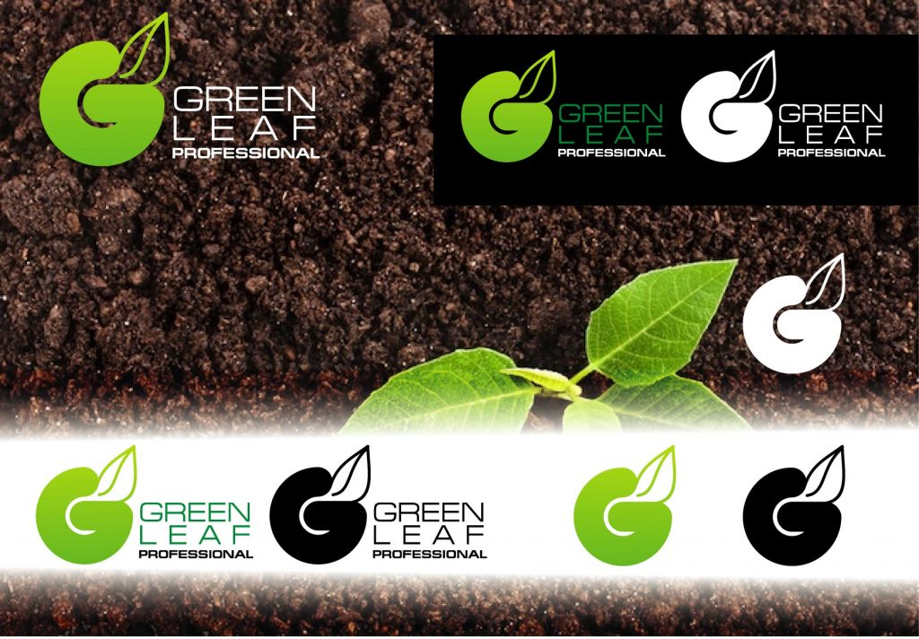 Greenleaf logotipas