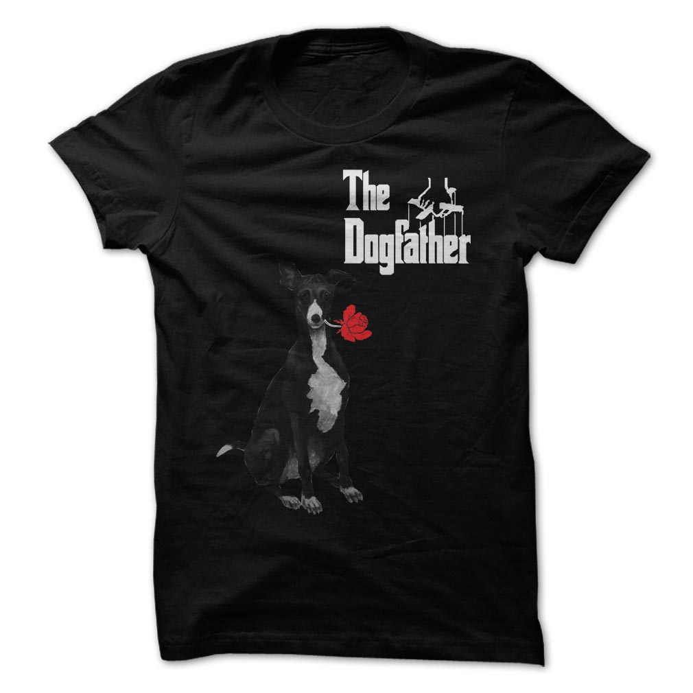 Dogfather tee